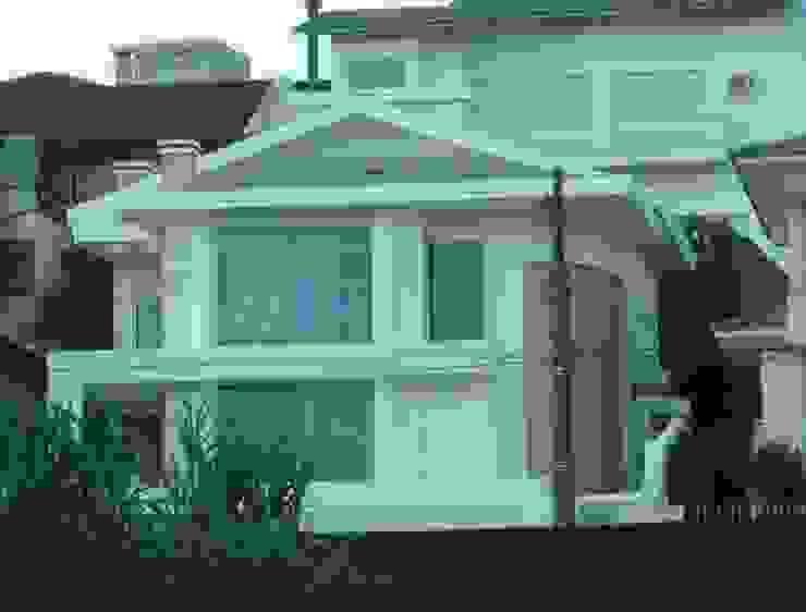 Residência João Paulo Casas clássicas por ANNA MAYA ARQUITETURA E ARTE Clássico Cerâmica