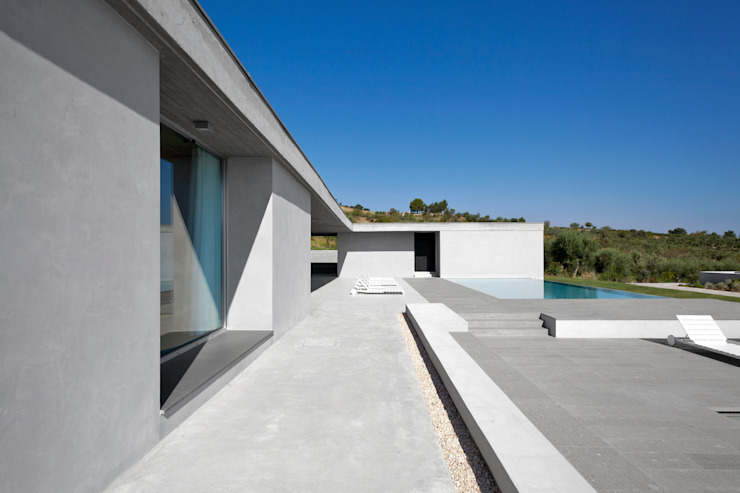 Casas  por Osa Architettura e Paesaggio