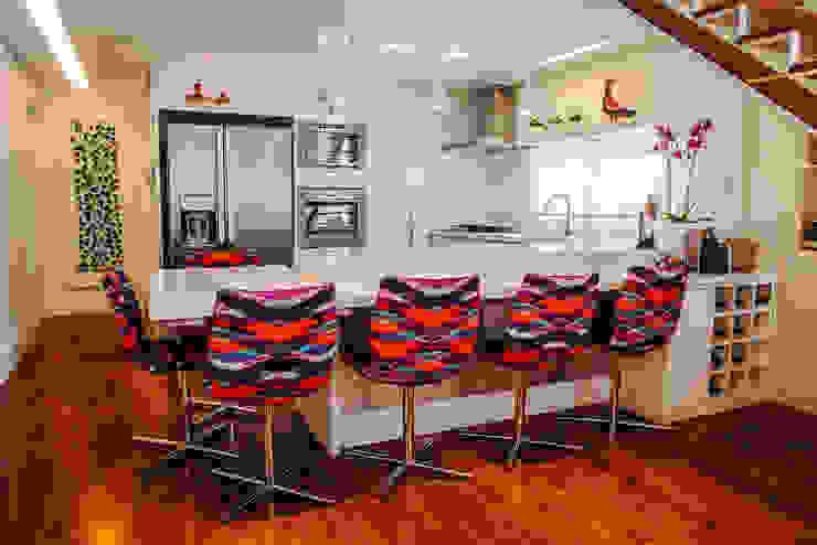 Conceito Loft Cozinhas modernas por Lilian Barbieri Interior Design Moderno
