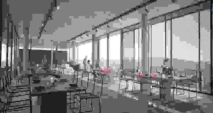 Complejo Turístico Siquiman de Baldio Arquitectura Moderno
