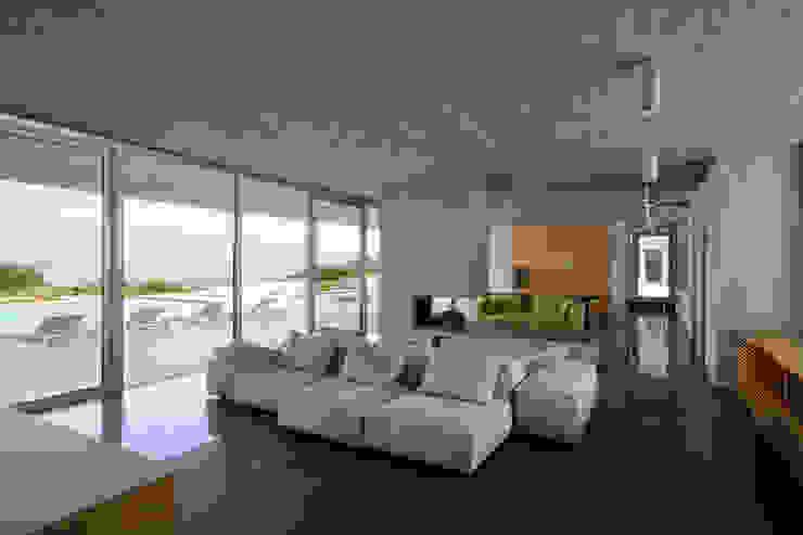 Osa Architettura e Paesaggio Mediterranean style living room