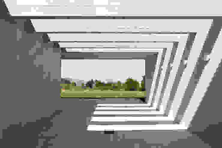 Casas de estilo  por Osa Architettura e Paesaggio