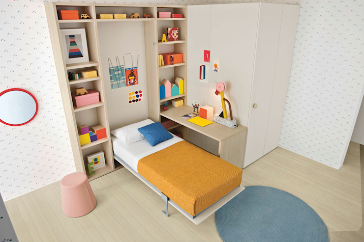 Nidi Nursery/kid's roomBeds & cribs White
