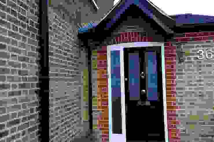 Single Storey Extension, Roxborough Rd Modern houses by London Building Renovation Modern Bricks