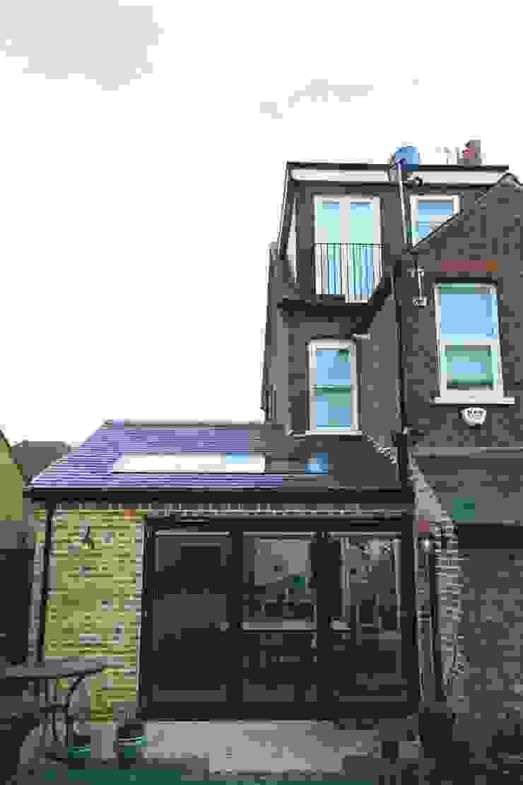 Single Storey Extension, Roxborough Rd Rumah Modern Oleh London Building Renovation Modern
