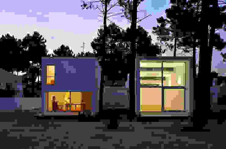Maisons de style  par SAMF Arquitectos, Moderne