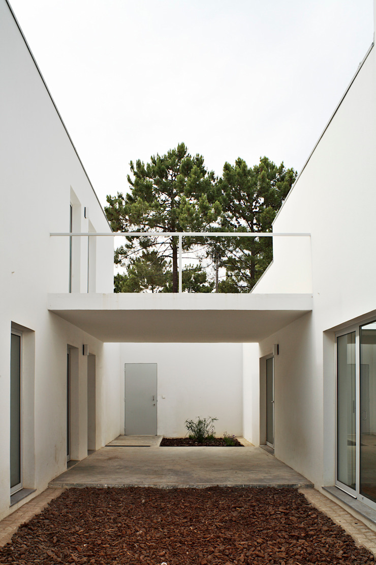 Casa GA Casas modernas por SAMF Arquitectos Moderno