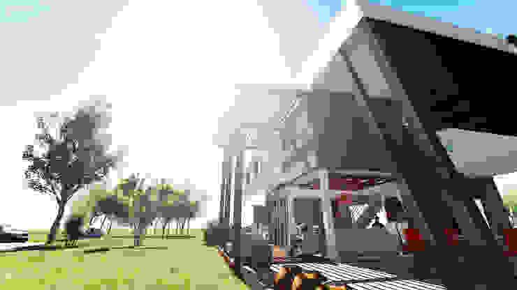 Casa E&M Casas modernas: Ideas, imágenes y decoración de Módulo 3 Arquitectura Moderno
