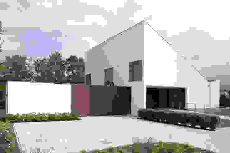Woonhuis Oostkapelle Moderne huizen van adsmeuldersarchitect Modern