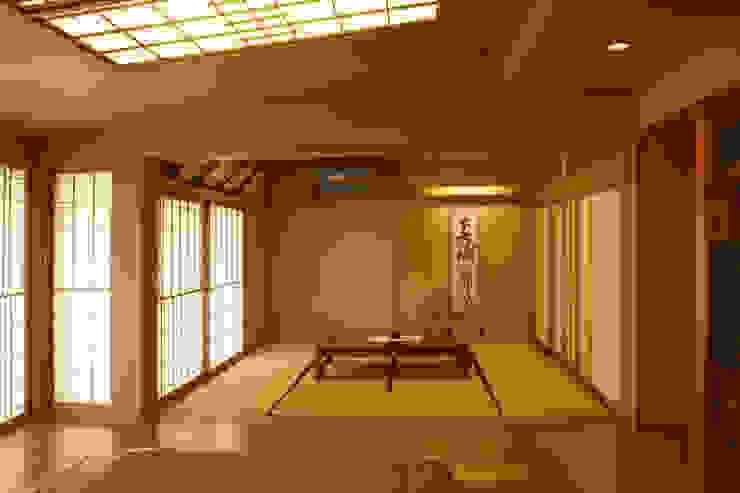 楽思居(らしい)の家 モダンデザインの リビング の 吉田設計+アトリエアジュール モダン