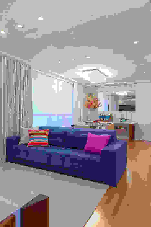 Conforto e Bem Estar Salas de estar modernas por Lilian Barbieri Interior Design Moderno