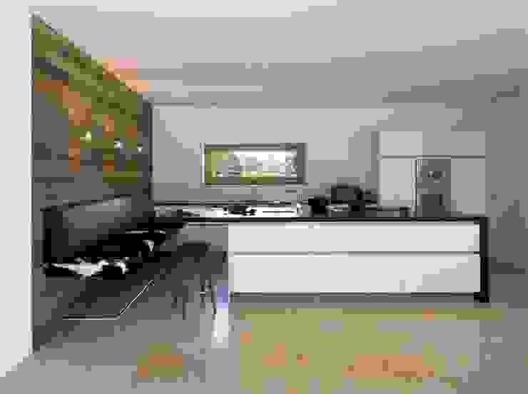 Huaber & more Modern kitchen