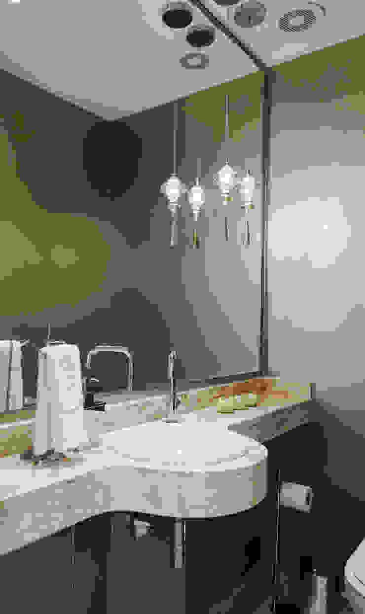 Conforto e Bem Estar Banheiros modernos por Lilian Barbieri Interior Design Moderno