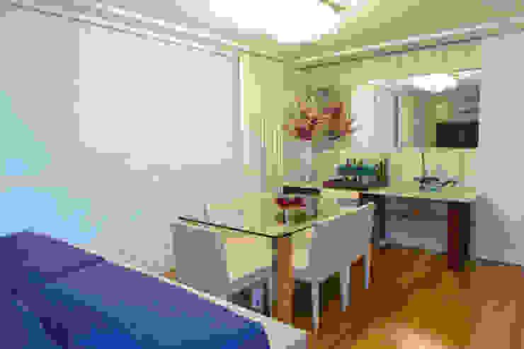 Conforto e Bem Estar Salas de jantar modernas por Lilian Barbieri Interior Design Moderno