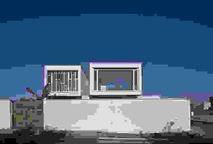 daniel rojas berzosa. arquitecto Minimalistische Häuser