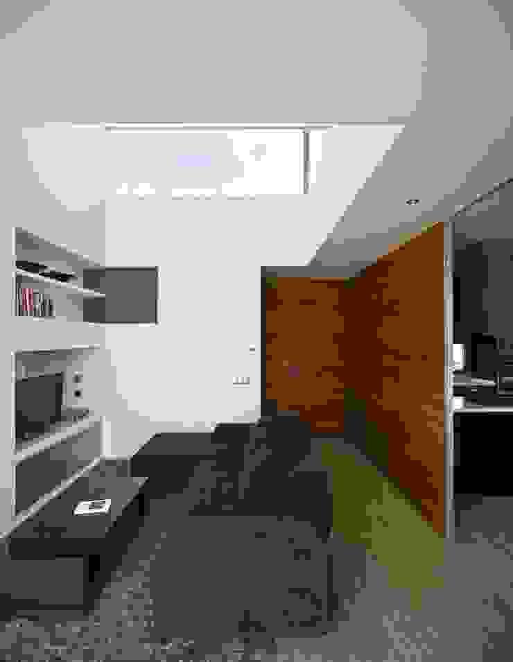 daniel rojas berzosa. arquitecto Minimalistische Wohnzimmer