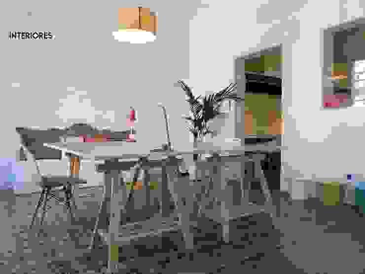 Pau&Co. Coworking, Palma. Estudios y despachos de estilo minimalista de Blanc Interiores Minimalista