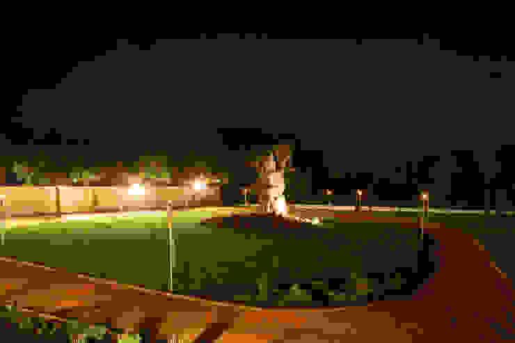 Espaço para Eventos Jardins campestres por Gabiurbe, Imobiliária e Arquitetura, Lda Campestre