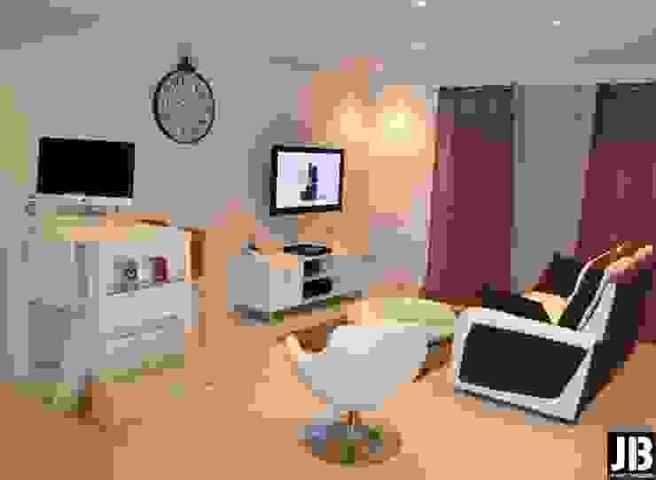 Living room by JbHouseDesigner, Minimalist