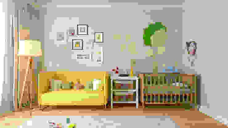 Projekty,  Pokój dziecięcy zaprojektowane przez homify, Klasyczny