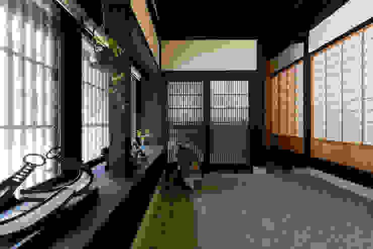 玄関(みんなの玄関) の Hayashi Kenchiku-sekkeikoubo