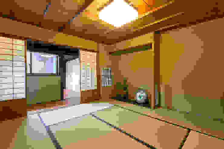 床の間 の Hayashi Kenchiku-sekkeikoubo