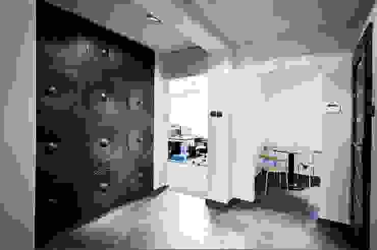 Panele gipsowe 3D Loft Design System, Dekory 11-20: styl , w kategorii Ściany zaprojektowany przez DecoMania.pl,