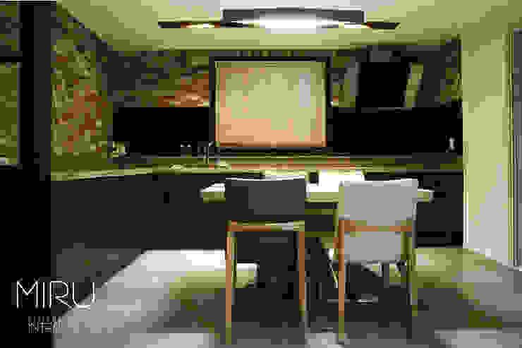 미루디자인 Modern style kitchen