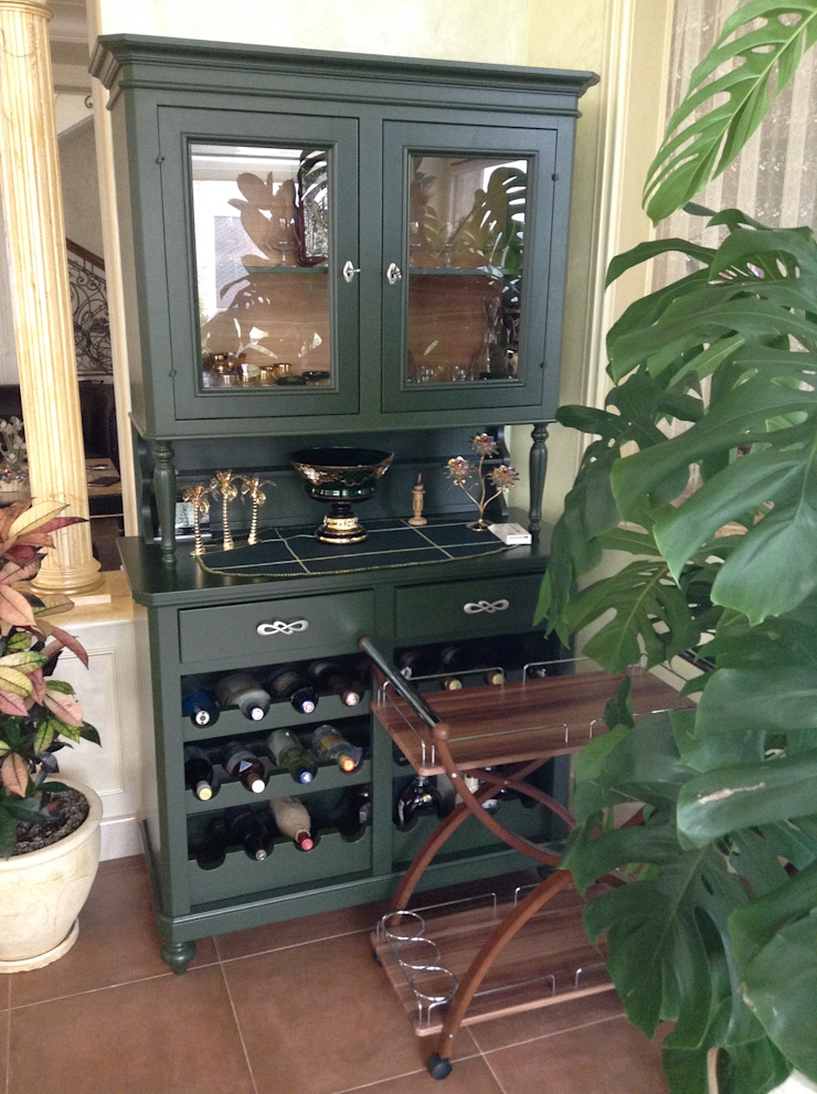 Загородный дом Кухня в классическом стиле от ARTteam Классический