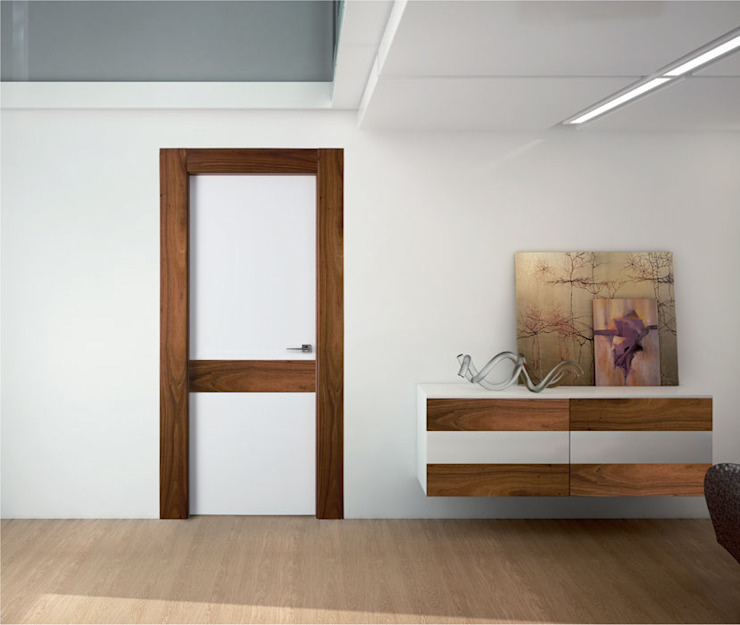 modern  by Adamson Doors, Modern Wood Wood effect