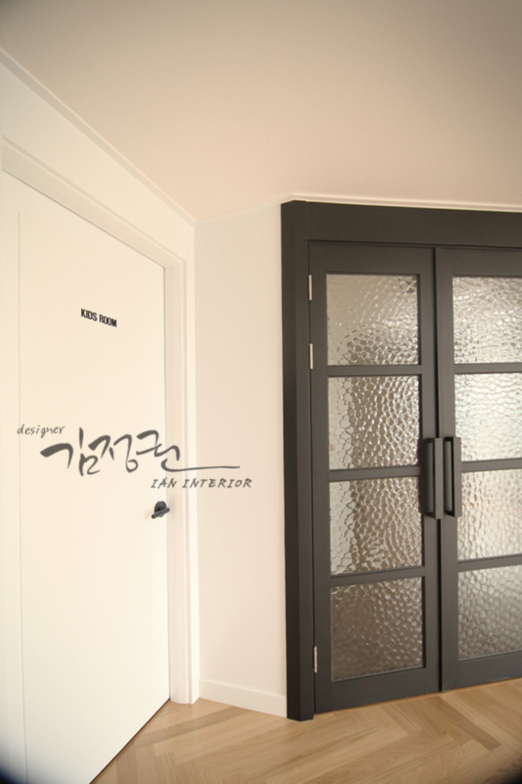 김정권디자이너 Modern Walls and Floors MDF Grey