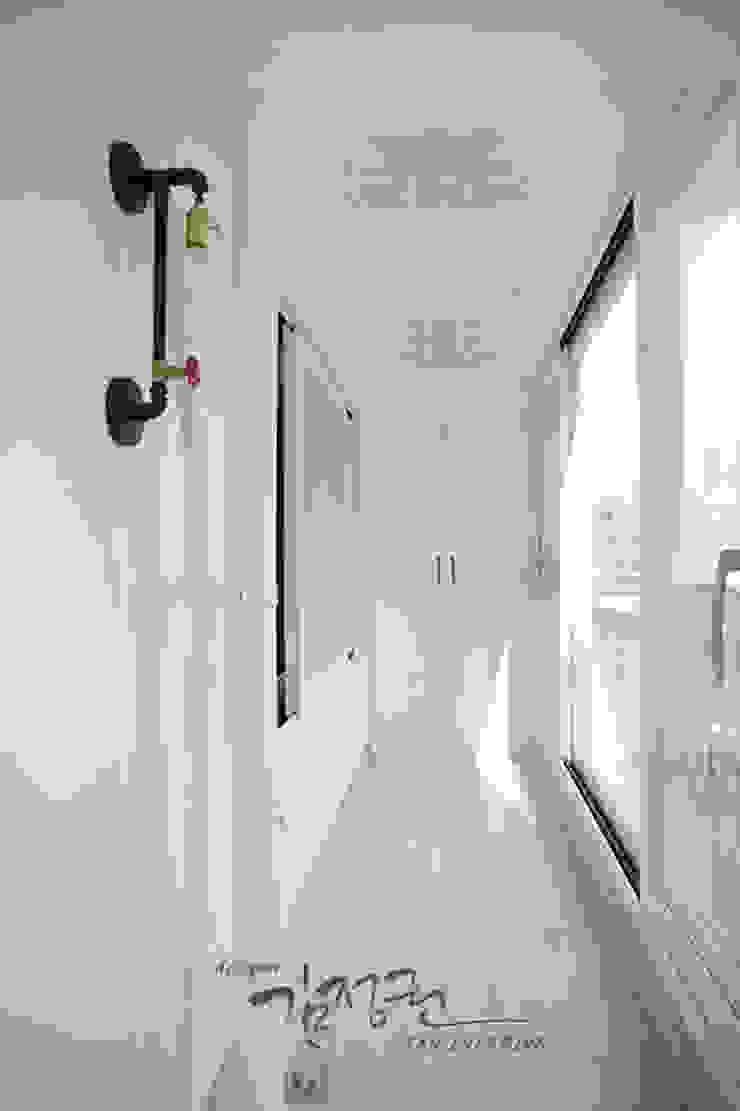 김정권디자이너 Modern Terrace Bricks White