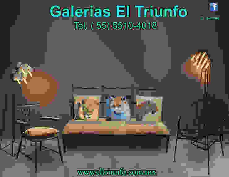 Galerías El Triunfo de GALERIAS EL TRIUNFO SA DE CV Moderno