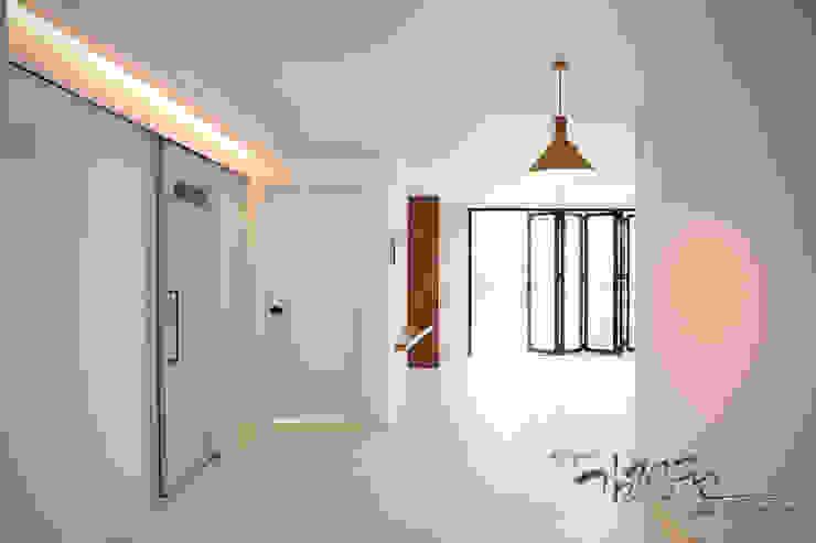 김정권디자이너 Modern Living Room MDF Green