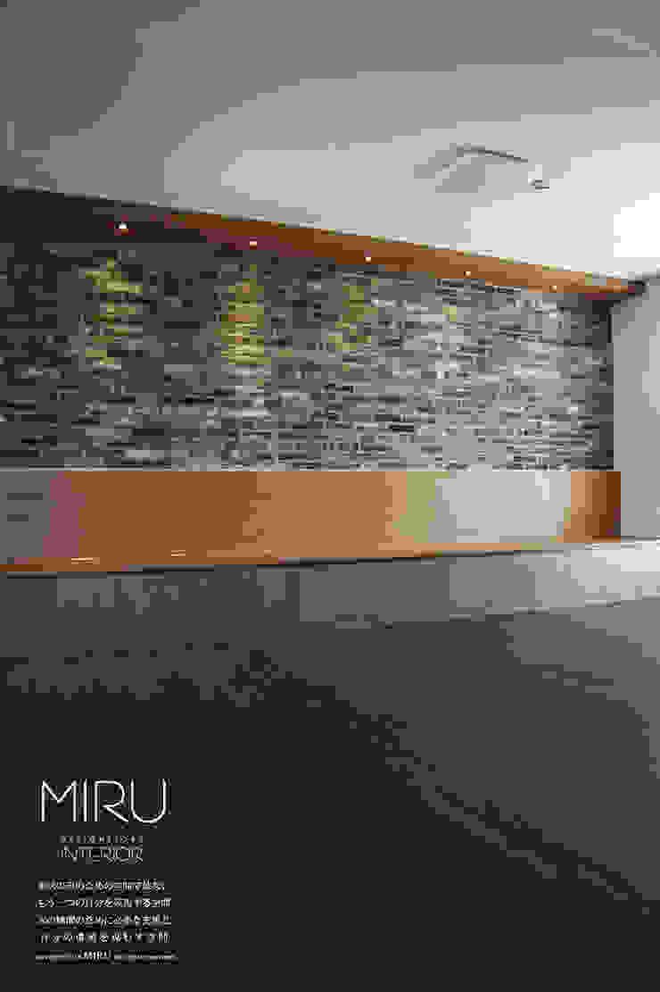 미루디자인 Modern style media rooms
