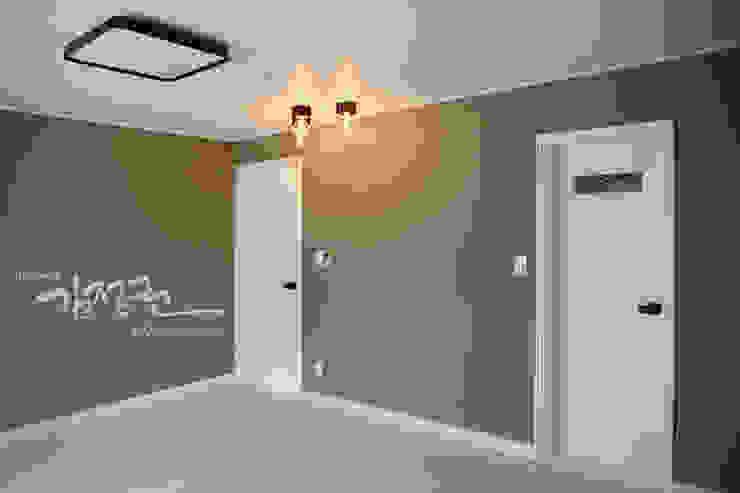김정권디자이너 Modern Living Room MDF Black