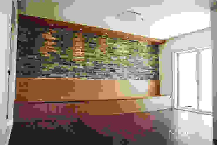 미루디자인 Modern style study/office