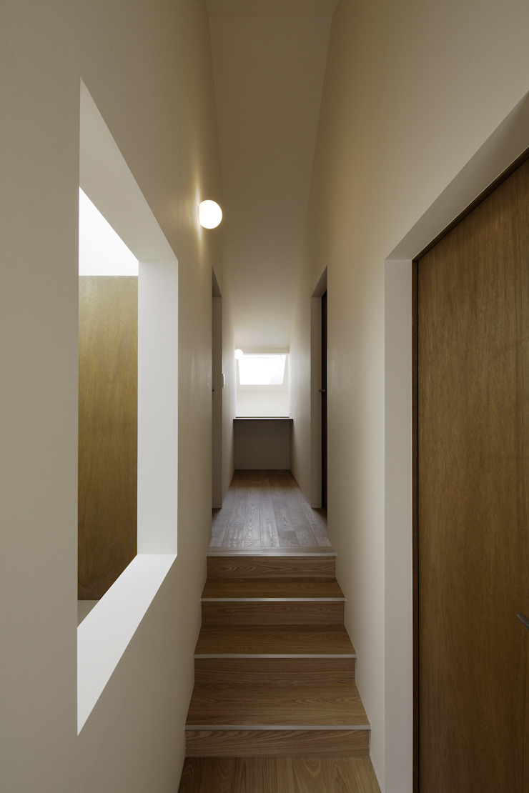 house in saitama ミニマルデザインの 多目的室 の 株式会社廣田悟建築設計事務所 ミニマル