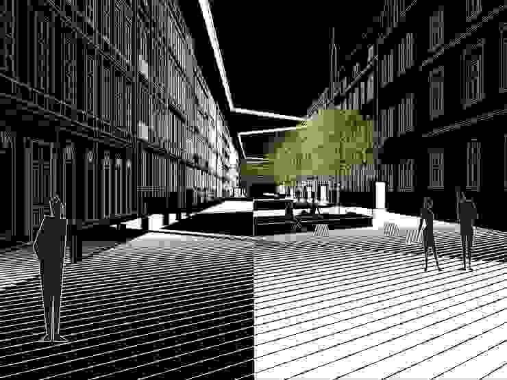 Rewitalizacja ulic, Poznań od TOPROJEKT
