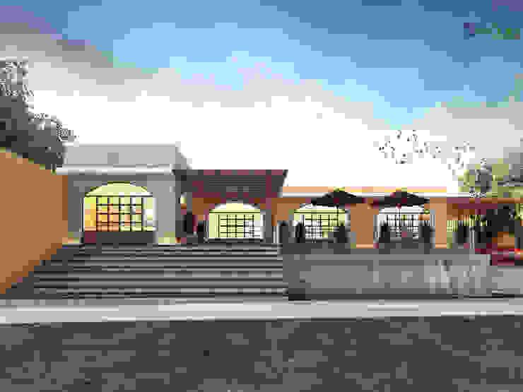 Proyecto Casas modernas de Armonía arquitectos Moderno