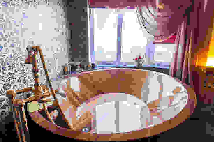 Квартира в современном стиле Ванная в классическом стиле от ARTteam Классический