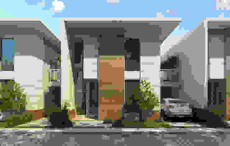 Casas modernas: Ideas, imágenes y decoración de MARCELO FRANCO ARQUITETOS ASSOCIADOS Moderno