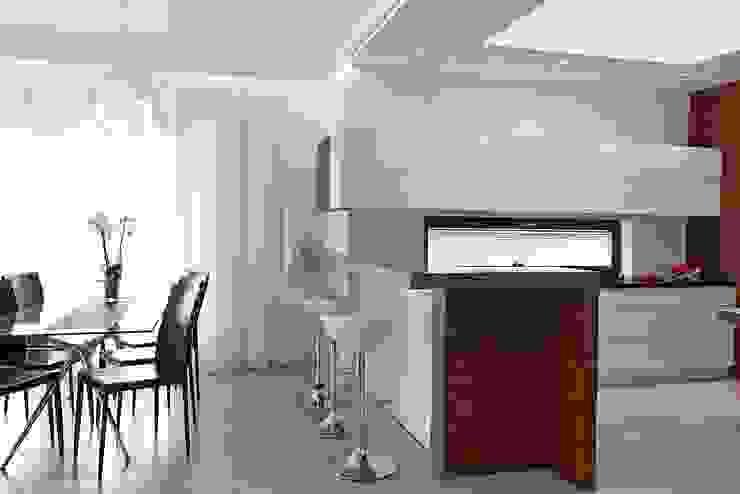 Kitchen by Biuro Projektów MTM Styl - domywstylu.pl, Modern