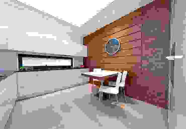 Moderne Küchen von Biuro Projektów MTM Styl - domywstylu.pl Modern