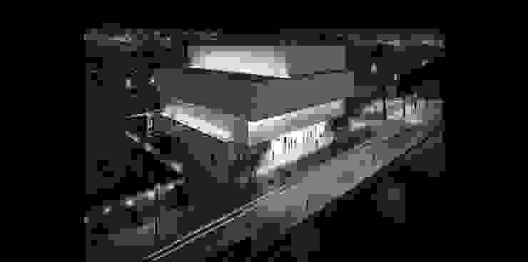 Sala koncertowa w Jastrzębiu od TOPROJEKT