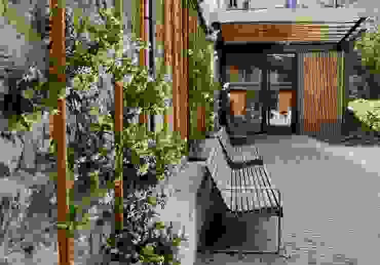 Jardins modernos por Atelier Roberta Moderno