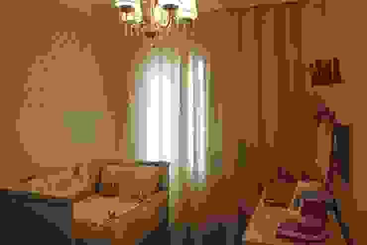Dormitório da Bebê: Quarto infantil  por Padoveze Interiores