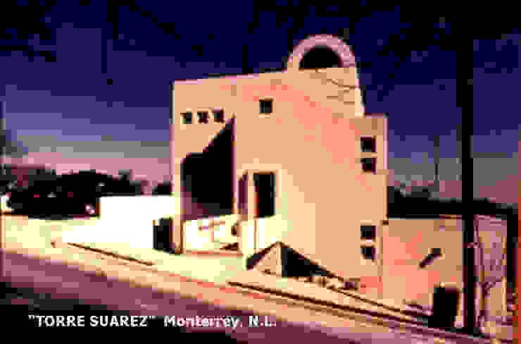 Torre Suárez Casas modernas de Moya-Arquitectos Moderno