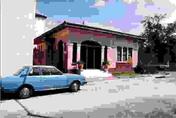 Restauración Casa Mirador Casas modernas de Moya-Arquitectos Moderno