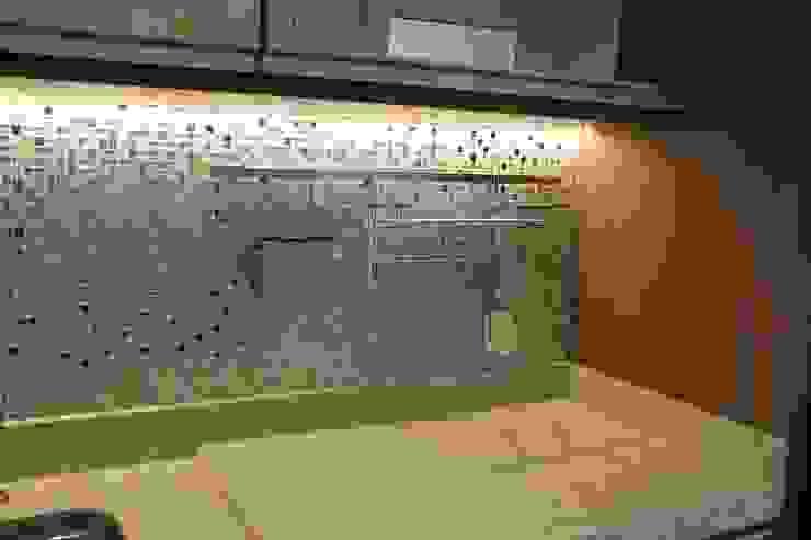 Cozinha Integrada Cozinhas modernas por Padoveze Interiores Moderno